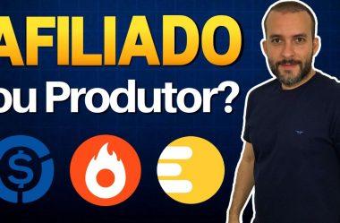 É Melhor Ser Produtor ou Afiliado?
